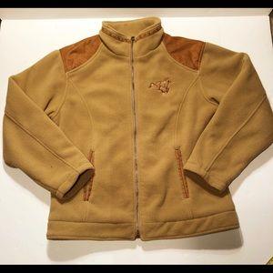 Cabela's Women's Fleece Wild Horse Inspired Jacket